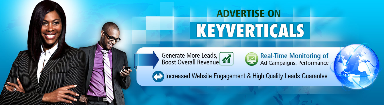 Advertise on Key Verticals