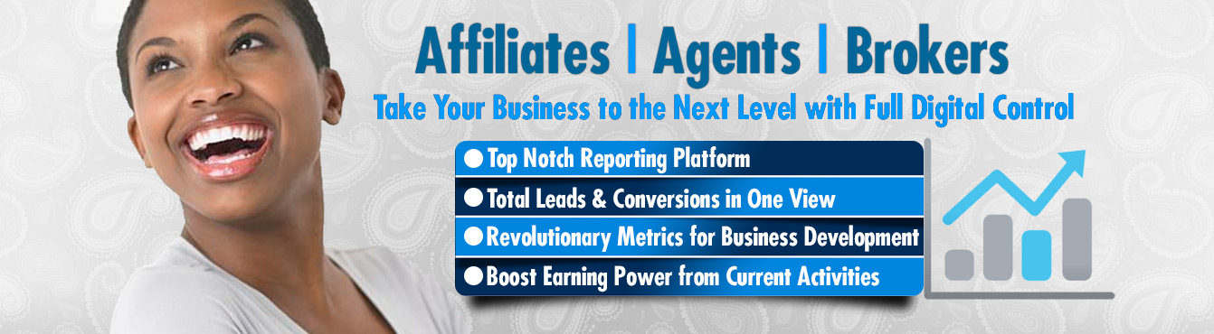 Affiliates, Agents, Brokers